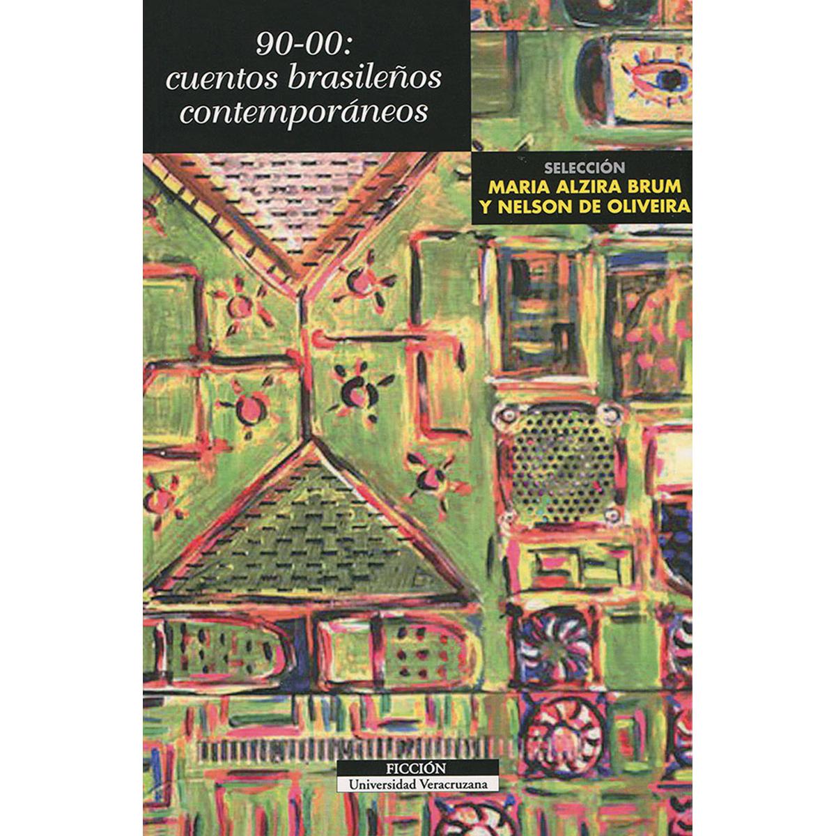 90-00: cuentos brasileños contemporáneos